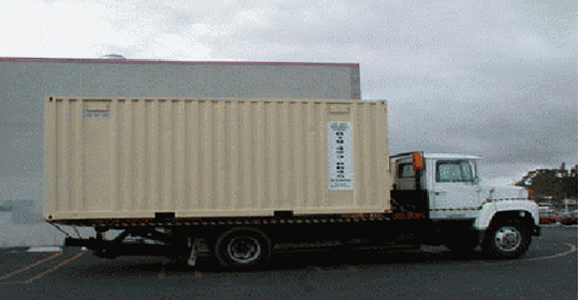 Mobile Storage Containers in San Diego