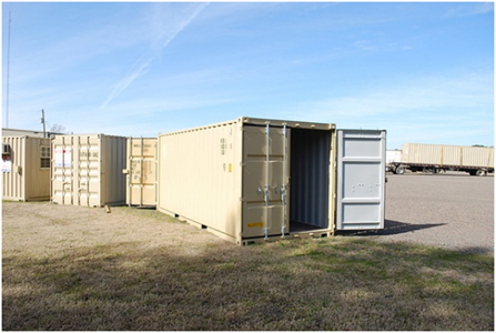 Storage Containers in San Diego