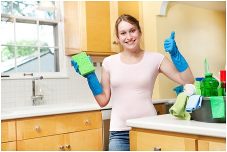 Three Reasons to Spring Clean