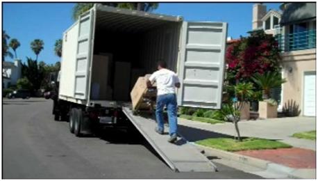 Storage in San Diego