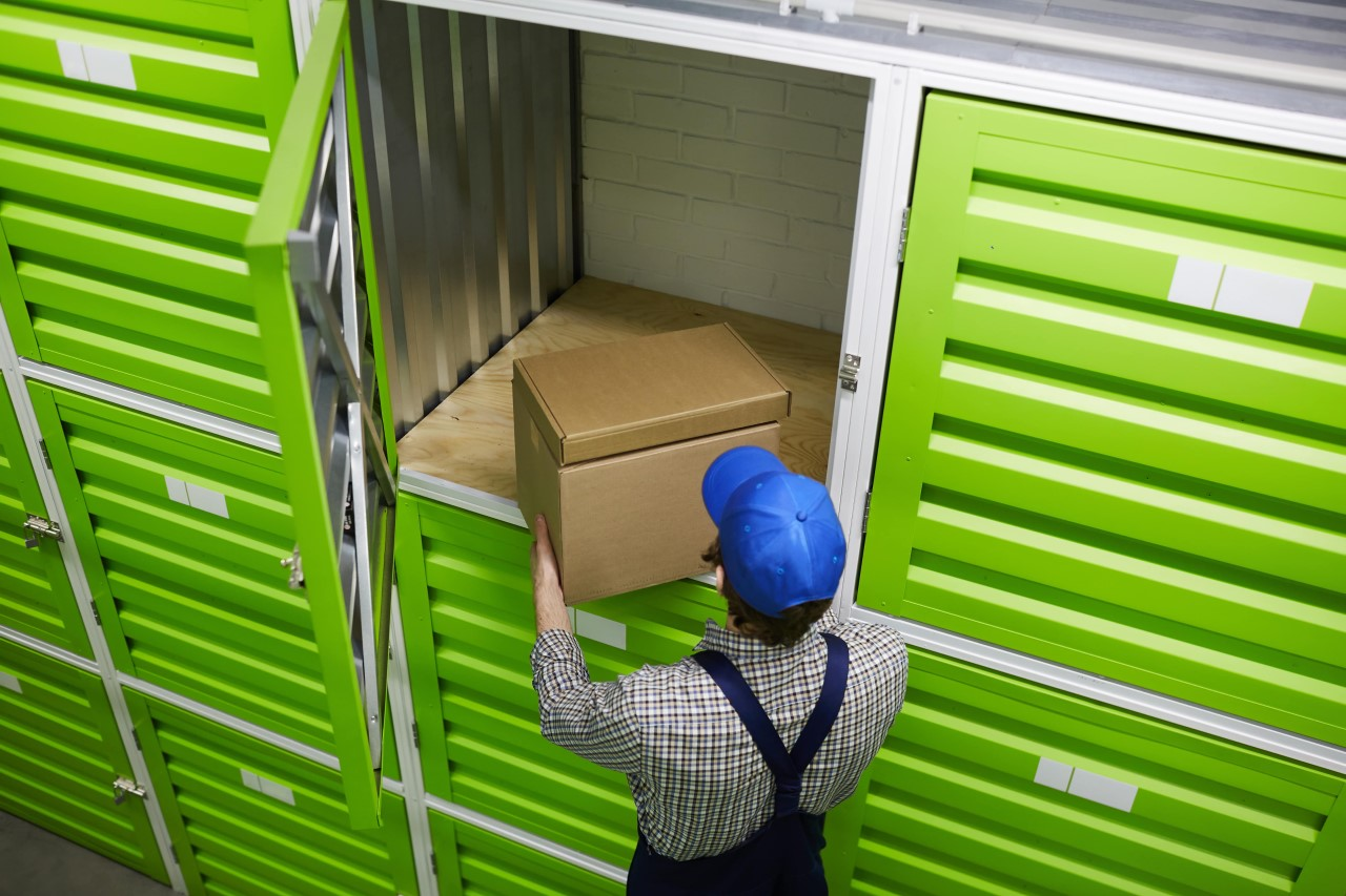 Contractors Find Solutions with a Portable Storage Unit in San Diego